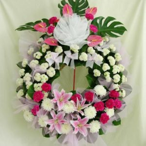 Funerals Flowers Delivery Thailand