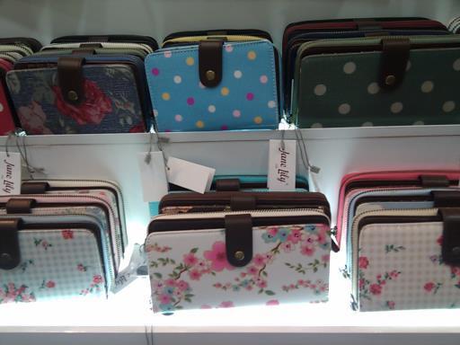 Jane Lily Handbags Bangkok MBK Shop
