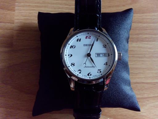 SEIKO WATCH LIMITED EDITION AUTHENTIC